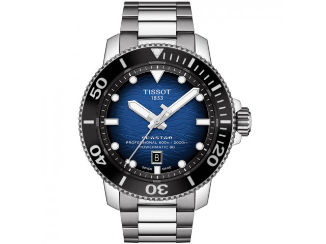 TISSOT SEASTAR 42MM MEN'S WATCH T120.607.11.041.01