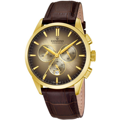 CANDINO PERFORMANCE 43MM MEN'S WATCH C4518/5