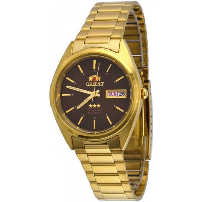 ORIENT 3 STARS 37 MM MEN'S WATCH  FAB00004T