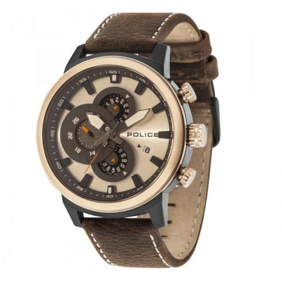 POLICE EXPLORER 46MM MEN'S PL.15037JSBR/04