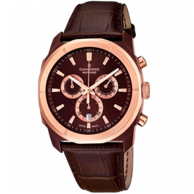 CANDINO CASUAL / AFTER-WORK 43MM MEN'S WATCH C4589/1