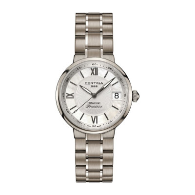 CERTINA DS STELLA 32MM QUARTZ LADY:S WATCH C031.210.44.113.00