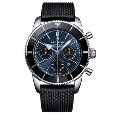 BREITLING SUPEROCEAN HERITAGE  B01 CHRONOGRAPH 44 MEN'S WATCH AB0162121C1S1