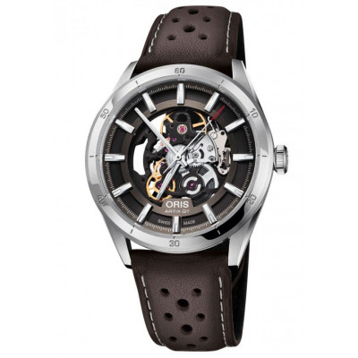 ORIS ARTIX GT SKELETON 42MM MEN'S WATCH 734 7751 4133-07 5 21 09FC