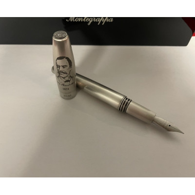 "MONTEGRAPPA ""РАКОВСКИ"" СРЕБЪРНА ПИСАЛКА SPECIAL EDITION ISFORRBS 111"