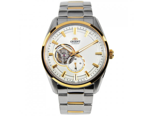 ORIENT CLASSIC AUTOMATIC OPEN HEART 41MM MEN'S WATCH RA-AR0001S