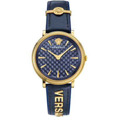 VERSACE V-CIRCLE 38MM LADIES WATCH VE81012 19