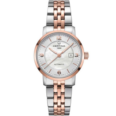 CERTINA DS CAIMANO AUTOMATIC  29MM LADY'S WATCH C035.007.22.117.01