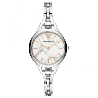 EMPORIO ARMANI AURORA 32MM LADIES WATCH AR11167