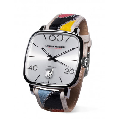 ALEXANDER SHOROKHOFF CANDY CLASSIC AUTOMATIC 41X41MM MEN'S WATCH AS.KD01-10G-L