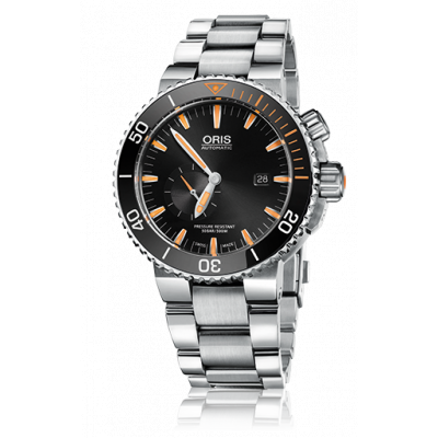 ORIS DIVING AQUIS CARLOS COSTE LE AUTOMATIC 46MM LIMITED EDITION 2000БРОЯ 743 7709 7184