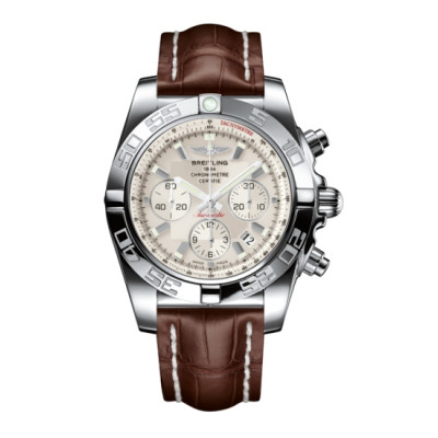 BREITLING CHRONOMAT 44MM AUTOATIC MEN'S WATCH     AB011011/G684/738P