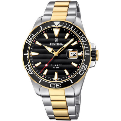 FESTINA PRESTIGE 44MM MEN`S WATCH F20362/2