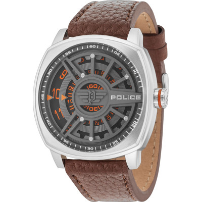 POLICE SPEED HEAD 49MM MEN'S PL.15239JS/61