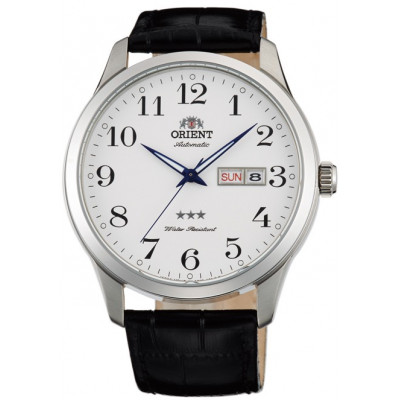 ORIENT 3 STARS AUTOMATIC 42MM MEN'S WATCH FAB0B004W