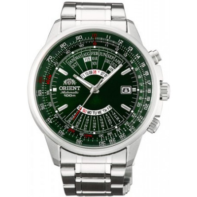 ORIENT MULTI-YEAR CALENDAR 44 MM MEN'S WATCH FEU07007FX