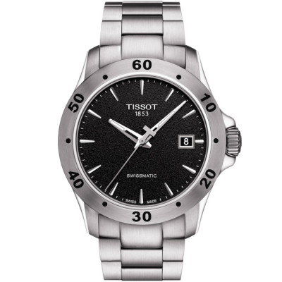 TISSOT V8 42.5 MM MEN'S WATCH T106.407.11.051.00