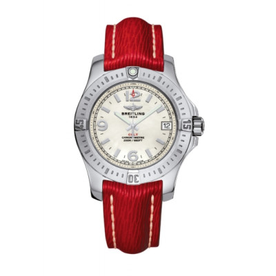 BREITLING COLT 36ММ SUPER QUARTZ  LADIES WATCH A7438911/A772/214X