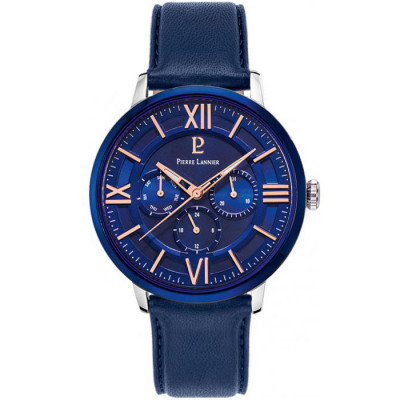 PIERRE LANNIER BEAUCOUR COLLECTION 42MM MEN'S WATCH 253C166