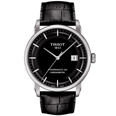 TISSOT LUXURY AUTOMATIC POWERMATIC80 41MM MEN'S WATCH T086.408.16.051.00