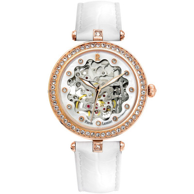 PIERRE LANNIER WEEK-END AUTOMATIC  36MM LADY'S WATCH 316B990