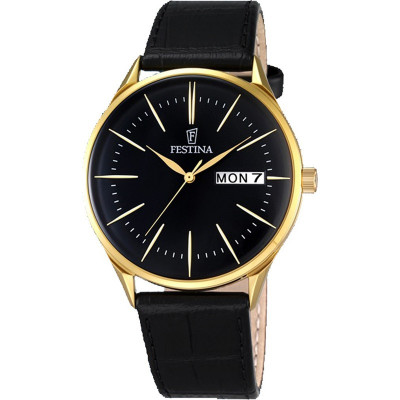 FESTINA RETRO 42MM MEN`S WATCH F6838/3