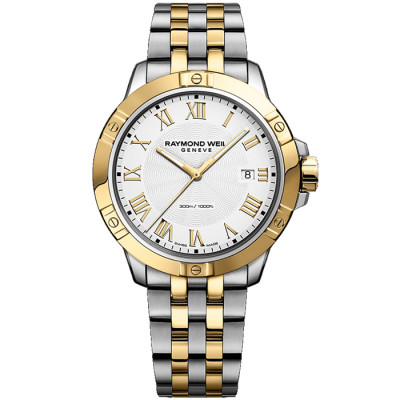 RAYMOND WEIL TANGO 41MM MEN'S  WATCH 8160-STP-00308