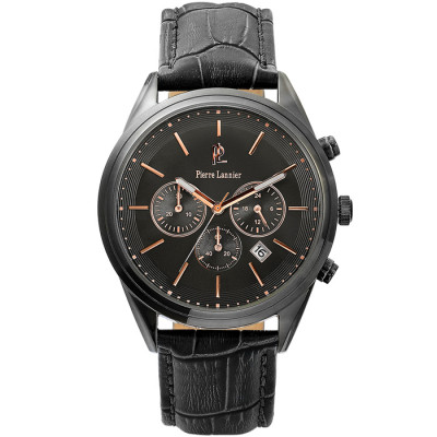 PIERRE LANNIER ELEGANCE CHRONO 44MM MEN'S WATCH  272C489