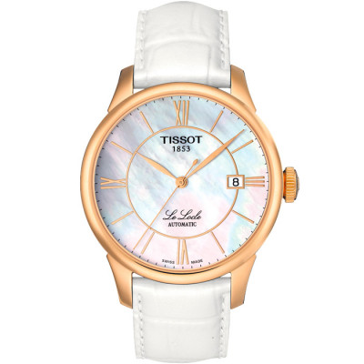 TISSOT LE LOCLE AUTOMATIC 39.3MM LADIES WATCH   T41.6.453.83