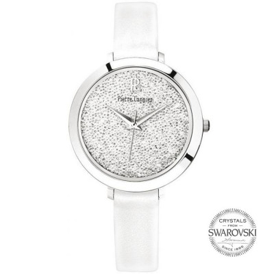 PIERRE LANNIER ELEGANCE CRISTAL 36MM LADY'S WATCH  095M600
