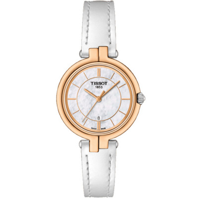 TISSOT FLAMINGO 30MM  LADIES WATCH T094.210.26.111.01