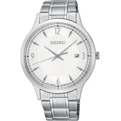 SEIKO CLASSIC 40.4MM MEN'S WATCH SGEH79P1