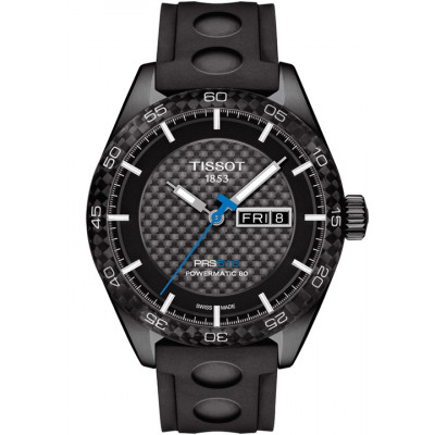 TISSOT PRS516 POWERMATIC 80 42MM MEN'S WATCH T100.430.37.201.00