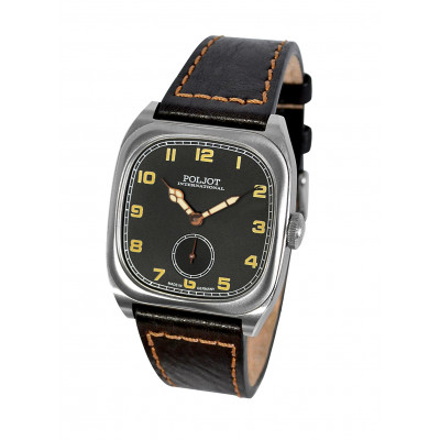 POLJOT INTERNATIONAL BOLSHOI VINTAGE HAND WINDING MEN'S WATCH 2760.1000113