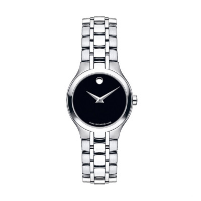 MOVADO MUSEUM QUARTZ 26MM LADIES WATCH 606368