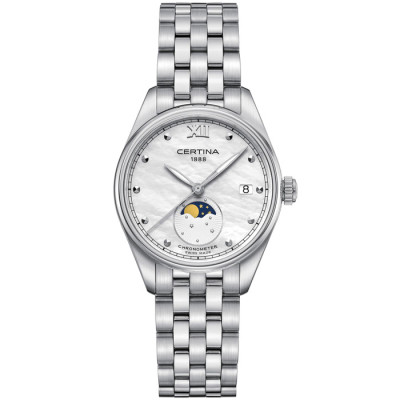 CERTINA DS-8 MOON PHASE  32MM LADY C033.257.11.118.00