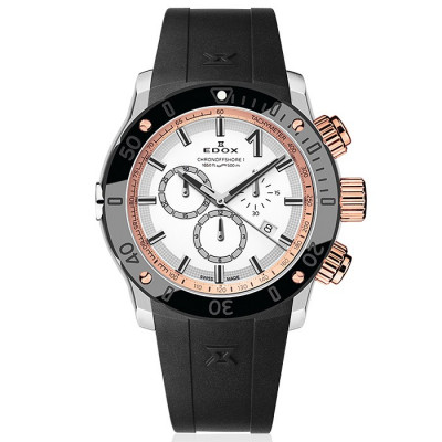 EDOX CLASS-1  45MM  MEN'S WATCH 10221 357R BINR