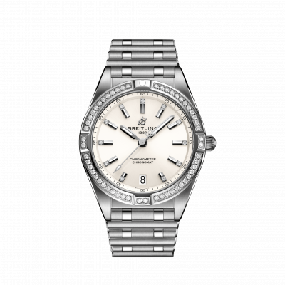BREITLING CHRONOMAT 32 MM LADY'S WATCH A77310591A1A1