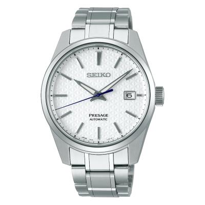 SEIKO PRESAGE AUTOMATIC 39.3MM MEN'S WATCH SPB165J1