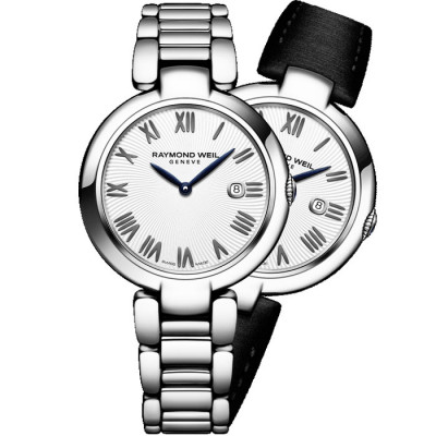 RAYMOND WEIL SHINE QUARTZ 32MM LADIES WATCH 1600-ST-00659