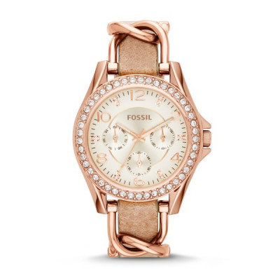FOSSIL RILEY 38 MM LADIES' WATCH ES3466