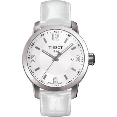 TISSOT PRC 200 QUARTZ 39MM MEN'S WATCH T055.410.16.017.00