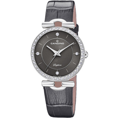 CANDINO ELEGANCE D-LIGHT 30MM LADIES WATCH C 4672/3