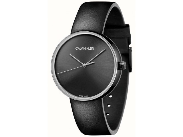 CALVIN KLEIN CLEAR 38 MM LADY'S WATCH  KBL234C1