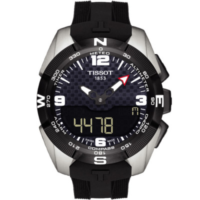 TISSOT T-TOUCH EXPERT SOLAR NBA 45MM MEN'S T091.420.47.207.01