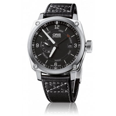 ORIS AVIATION BC4 SMALL SECOND POINTER DAY AUTOMATIC 42.7MM 645 7617 4174-07 5 22 58FC