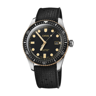 ORIS AQUIS DIVERS SIXTY-FIVE AUTOMATIC 42MM MEN'S WATCH 733 7720 4354-07 4 21 18