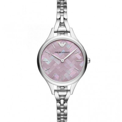 EMPORIO ARMANI AURORA 32MM LADIES WATCH AR11122