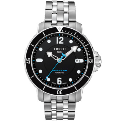 TISSOT SEASTAR 1000 AUTOMATIC 42MM MEN'S WATCH T066.407.11.057.00