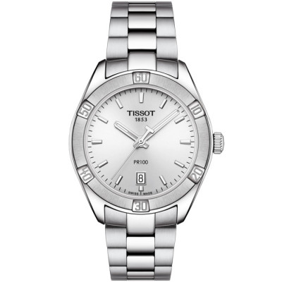 TISSOT PR 100  36ММ LADIES WATCH T101.910.11.036.00